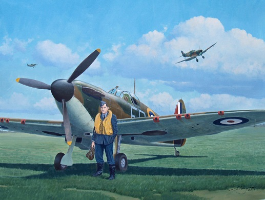 Spitfire commission